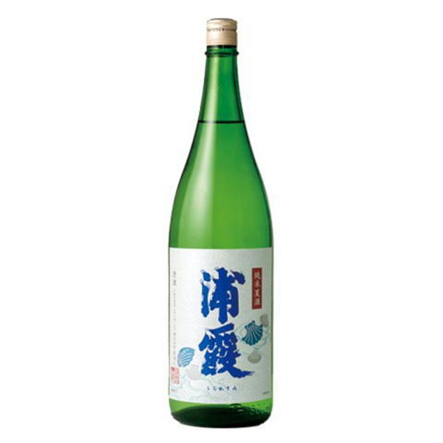浦霞 純米 夏酒