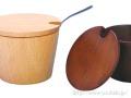 木製クラフトカップ用蓋