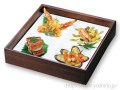東濃檜はつり料理箱(C)陶器付