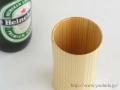 匠ひのきビールグラス