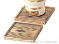 焼杉箱型鍋敷