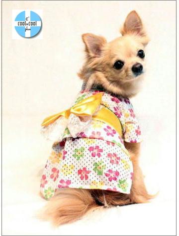 ペットグッズ通販MomotoNana クールクールプラス 2013新作 クール浴衣