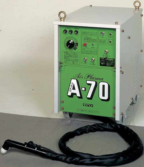 【送料無料、メーカー直送品】ダイヘン プラズマ切断機 A-70 切断トーチ10Mセット