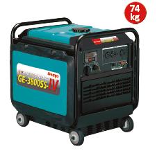 【メーカー取り寄せ】デンヨー 小型ガソリン発電機 GE-3800SS-IV