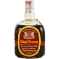 【オールドボトル】キングスランサム 1950年代流通 43.2% 750ml