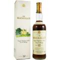 【オールドボトル】マッカラン 12年 1990年代前半流通 43% 700ml