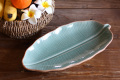 バナナリーフの大皿 (32cm) L