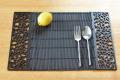 ランチョンマット(木・竹製) ロータス グレイズ 44 x 30 (側板幅8.5)
