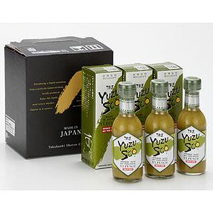 (Y6)手土産や贈り物に最適な詰め合わせ 液体辛味調味料 液体ゆずこしょう『YUZUSCO(ゆずすこ)』 6本セット