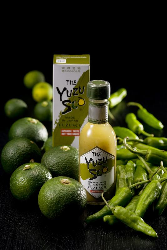 液体辛味調味料 液体ゆずこしょう『YUZUSCO(ゆずすこ)』