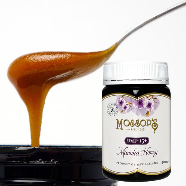 マヌカハニー蜂蜜mossop's honey