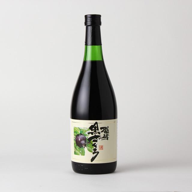 発酵黒ザクロジュース720ml