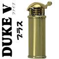 デューク5 日本製 オイルライターDUKE(デューク) フリント式オイルライター/ブラス画像