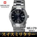 スイスミリタリー SWISS MILITARY エレガント 腕時計 メンズ ML-179画像