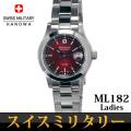 スイスミリタリー SWISS MILITARY エレガント 腕時計 レディース ML-182画像
