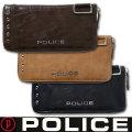 POLICE(ポリス)財布 メンズ 長財布 ラウンドファスナー Avoid II(アボイドII) PA-58602 三種画像