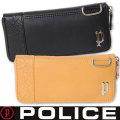 POLICE(ポリス)メンズ長財布 ラウンドファスナー イタリアンレザー PA-56104 二種画像