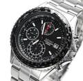 送料無料 SEIKOメンズ腕時計パイロットクロノグラフ バックル名入れ彫刻セイコー(SEIKO SND253PC) ギフト・誕生日プレゼントに最適画像