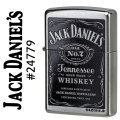 ZIPPO/ジャックダニエルジッポー Jack Daniel's Old No. 7 Label 24779  画像