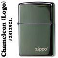 zippo(ジッポーライター)28129CHAMELEON(カメレオン)ZIPPOロゴ入り #28129ZL画像
