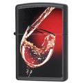 ZIPPO/GLASS OF WINE 28179