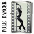 ZIPPO(ジッポー)ライター28448 POLE DANCER(ポールダンサー)画像