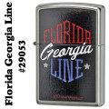 zippo(ジッポーライター)FLORIDA GEORGIA LINE #29053 ストリートクローム画像