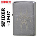 zippo(���åݡ��饤����)Spider ���ѥ����� ��29457 Brushed Chrome����