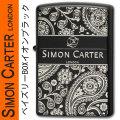 CARTER サイモンカーターベイズリーBOX-イオンブラック画像