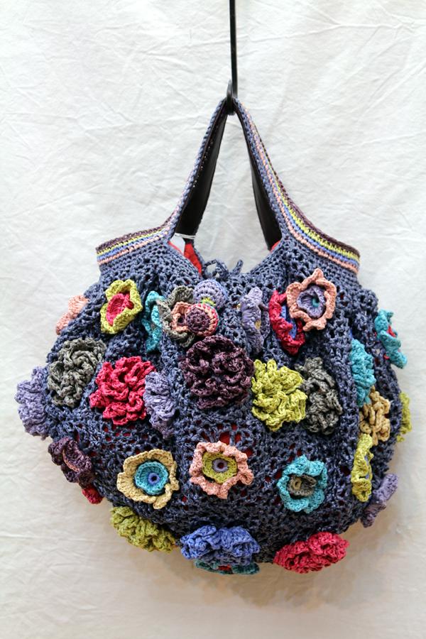 フェスタ編花のトートバッグ