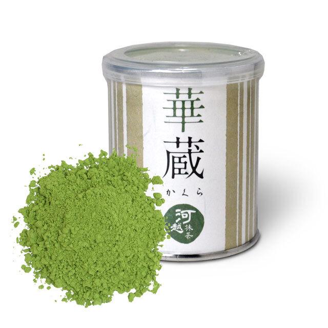 河越抹茶華蔵