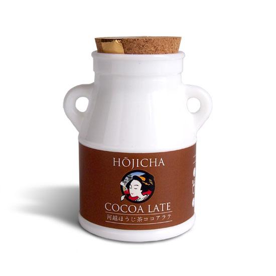 河越ほうじ茶ココアラテ
