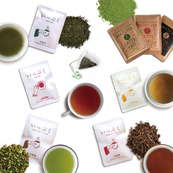 河越茶・河越抹茶セット