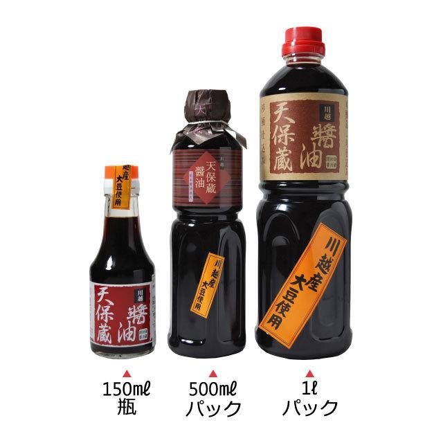 天保蔵醤油比較