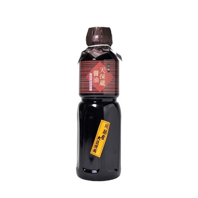 天保蔵醤油 500mlパック