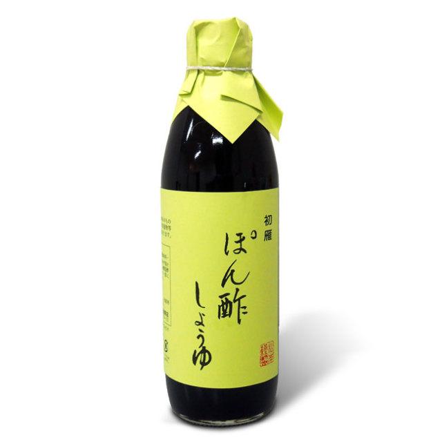 ポン酢醤油300ml