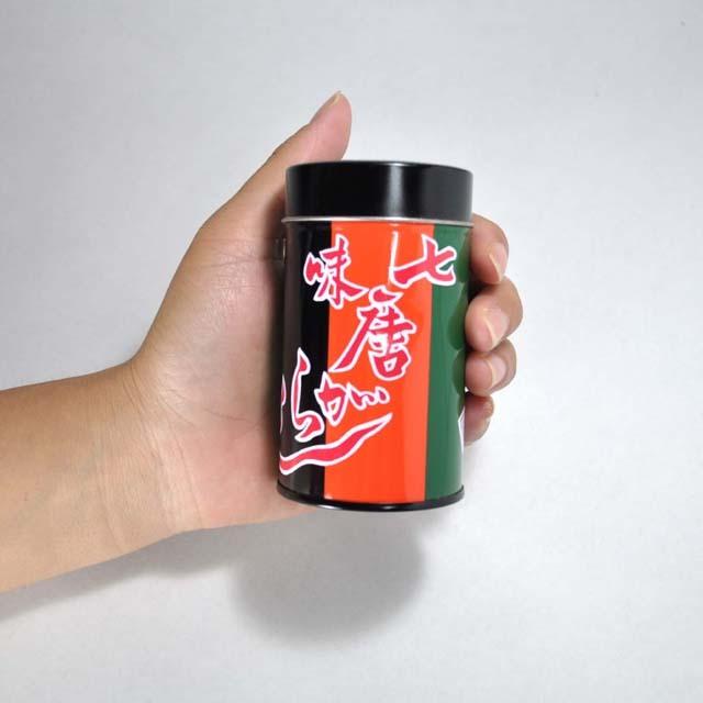 缶入り(大) サイズ感