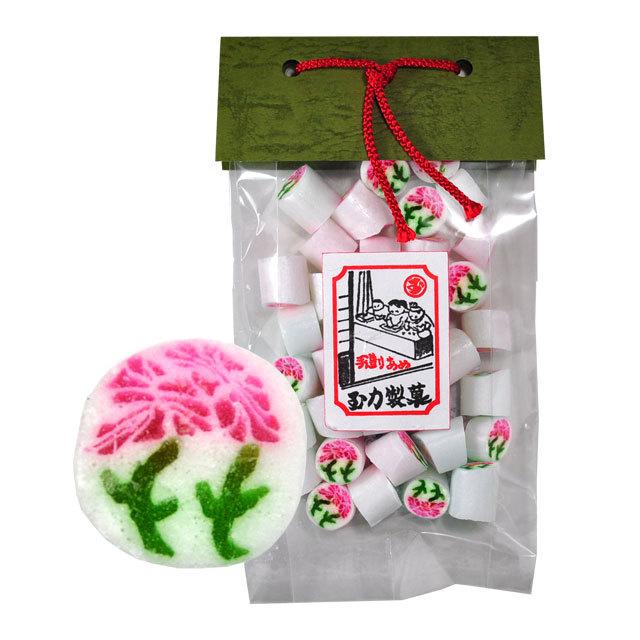 花の組飴 カーネーション