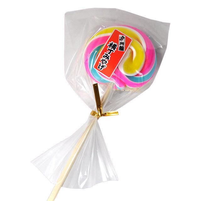くるくるキャンディーパッケージ