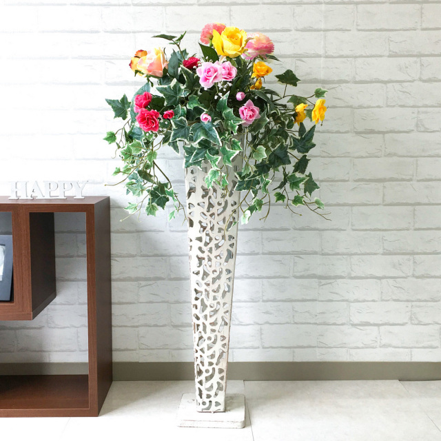 造花スタンドフラワー