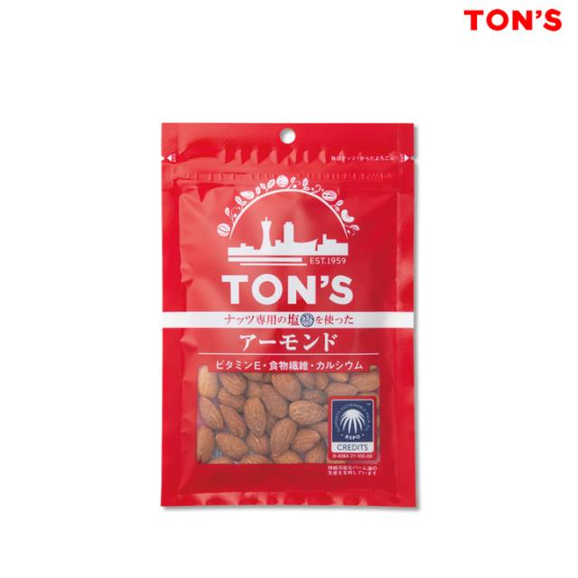 TON'S アーモンド 110g