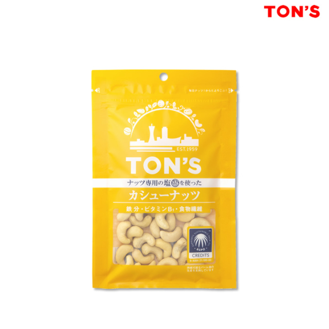 TON'S カシューナッツ