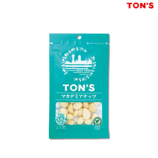 TON'S マカデミアナッツ 45g