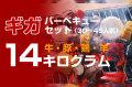 ◆ギガバーベキュー・BBQセット◆ 2015