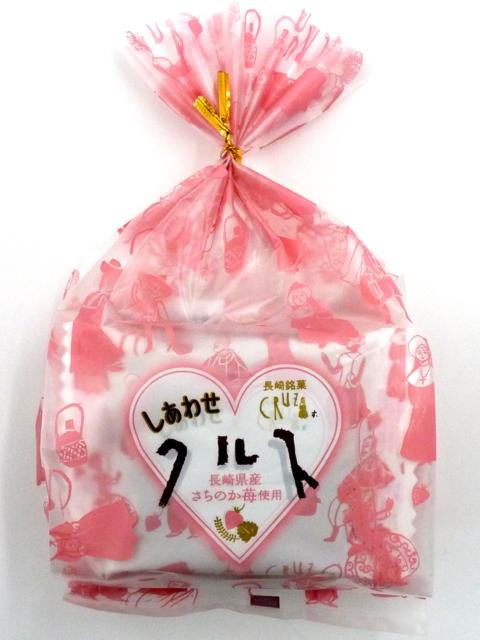 長崎銘菓しあわせクルス6枚入(袋入)