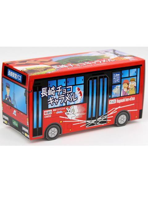 長崎県営バスチョコキャラメル