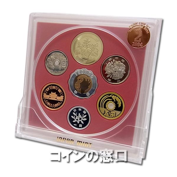 平成16年テクノメダルシリーズ2プルーフ貨幣セット