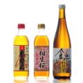 相生桜本みりん+相生古式本みりん+食楽料理酒