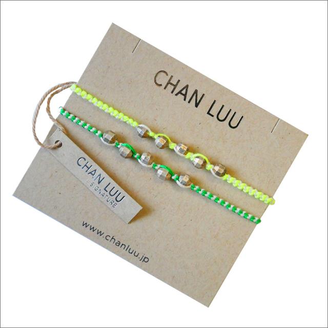 CHAN LUU チャンルー アクセサリー アンクレット CL-AKS-1016BCL NEYELLOW
