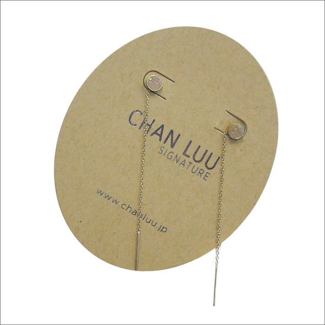 CHAN LUU チャンルー アクセサリー ピアス CL-ES-4613RAIAGA